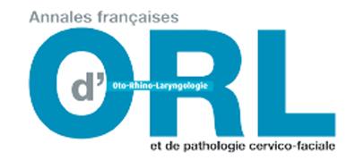 Annales françaises d'ORL